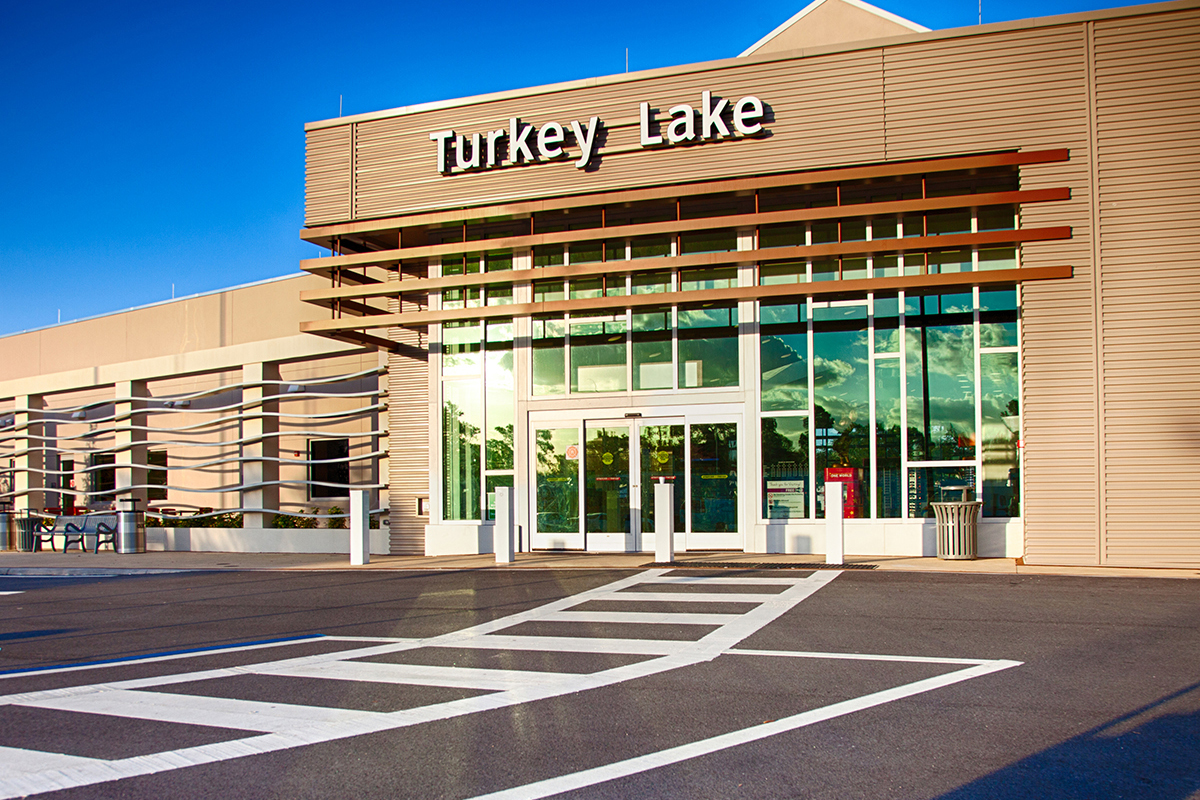 Turkey Lake Service Plaza