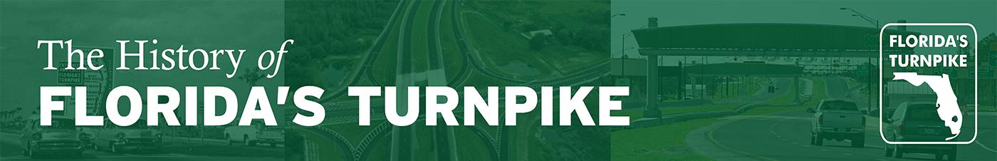 Florida's Turnpike Timeline Header
